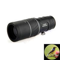 Wholesale L10916 x Dual Focus Zoom Optic Lens Armoring Monocular Telescope Scope Outdoor