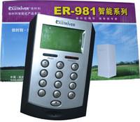Wholesale ER D Time Attendance office access control glass door access control ER981D access