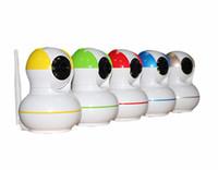 Cámara bidireccional del IP del hogar del intercomunicador de la voz de HD 720P, enchufe lleno del hd y cámara del ip del juego, cámara del IP de shenzhen fabricante. Entrega rápida DHL / EMS / ARAMEX