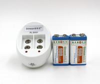 9 volt batteries - Etinesan Super mAh v li ion lithium Rechargeable Volt Battery v dedicated charger