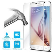 Cheap Samsung Galaxy S6 Tempered Glass Best Tempered Glass Screen Protector