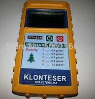 Wholesale KT505 Digital Inductive Wood Moisture Meter Redwood Timber Range