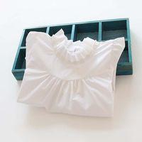best white blouses - Child Shirt Girls Tops Blouses Ruffle Long Sleeve T Shirts Girl Dress Spring Best Shirts Children Clothes Kids Clothing Lovekiss C21635