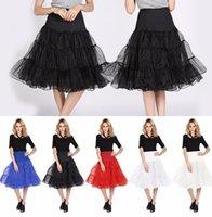 ballet petticoat - DDA3755 pcs14 colors Short Organza Petticoat Crinoline Vintage Wedding Bridal Petticoat Bridal Underskirt ballet skirt wedding dress