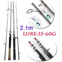 Wholesale High Quality m Carbon Fiber Surf Casting Rod Fishing Spinning Rods Light Carp Fishing Rods In China fishng tackle