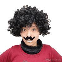 adult humor funny - False Beard Halloween Party Costume Moustache Santa Claus Beard Humor Christmas Toy Gift False beard funny beard newest