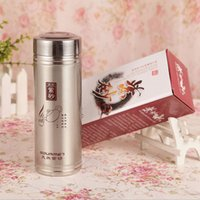 Wholesale The new high grade stainless steel shell insulation cup liner Yixing Yixing Cup Mug factory direct