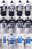 cowboys jerseys - Drop Shipping Cowboys Women s Tony Romo Jason Witten Dez Bryant Stitched Jerseys Blue White