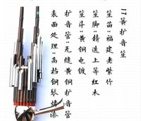 Wholesale 2016 Chinese characteristic musical instrument Sheng tube suitable for beginners