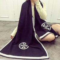 Wholesale Fashion Women s Shawl ToryBurch Scarf Wraps