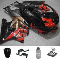 ac mold - WL Pack of Bodywork Fairing Kit for Honda CBR600 F3 Clutch Brake levers AC