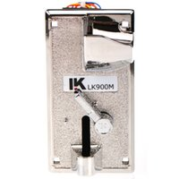 vending machine - Advanced Front Entry Mechanical Coin Selector coin Acceptor LK M for Vending machines Arcade machines