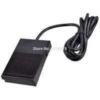 Wholesale TFS AC250V A SPDT NO NC Momentary Electric Power Foot Pedal Switch