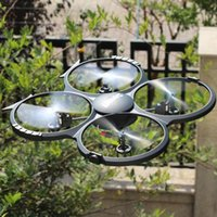 3d rc helicopter - UDI U818A RC helicopter UFO D Flip G ch Axis Gyro RC quadcopter toys with camera SD CARD