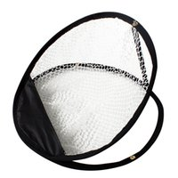 Wholesale Portable Pop up Golf Chipping Pitching Practice Net Training Aid Tool