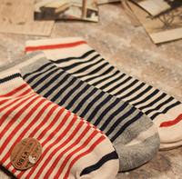 best slipper socks - Japanese old school National wind cotton socks female socks Sock Slippers best high Quality