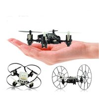 Wholesale Mini four axis aircraft and protective ring UFO multifunction remote control aircraft four axis remote control plane