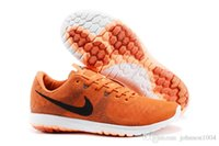 brand sport shoes - Nike FLEX FURY shoes men new free run outdoor athletic shoes discount sports training shoes brand shoes plus size US