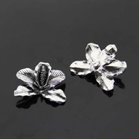 antique silver vase - carving hollow good looking flowers vase charm pendant mm antique silver fit necklace diy jewelry