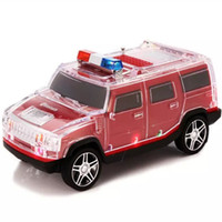 Wholesale Hot Sell Newest Diecast Cars Model H5BT Vehicle Bluetooth Connection Voice Prompt U Disk TF Card Audio Input FM Radio For Children Gifts