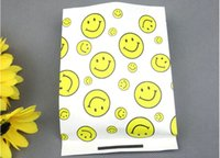 pies - H14cm smiling face pattern pie package bags egg tart bags french fries bags oil paper bag