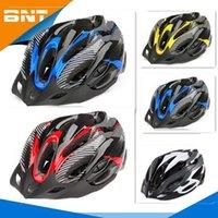Wholesale New Insect Net Cycling Helmet Bicycle Helmet Integrally molded Bike Helmet Road Mountain Helmet