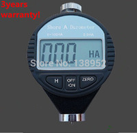 Wholesale Digital shore Durometer sclerometer LX A LX C LX D Rubber Hardness Tester Meter HA HC HD option