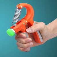 exercise hand grip - 10 Kg Adjustable Hand Gripper Strengths Hand Grip Forearm Training Hand Wrist Exercise Body Building and Fitness Equipment