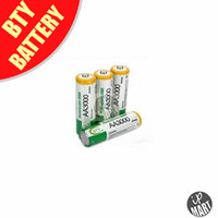 aa cell batteries - BTY Green AA LR06 mAh V NI MH Rechargeable Battery CELL RC MP3