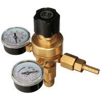 argon mig welding - Hot Sale Special Offer New Argon CO2 Gas Mig Tig Flow Meter Welding Flow Meter Professional Regulator Gauge For Sale