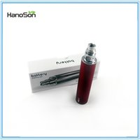 Wholesale 100 high quality electronic cigarette ego battery ecig mah battery with competitive price and real capacity