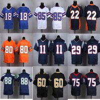Wholesale 2015 Transfer Rookie jersey American football jerseys New style jersey High quality mixed order size M XXXL