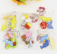 assorted erasers - 6 Packs of Assorted Animal World Puzzle Erasers Sweet Stationary Kids Party Favor Goodie Bags Birthday Gifts Giveaway