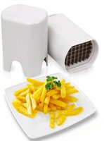 Wholesale Garlic French Fry Potato Cutters Peelers Zesters Vegetable Fruit Kitchen Slicer Chopper Chipper