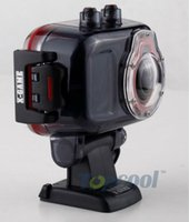 Wholesale Sports camera FHD1080p fps waterproof M DVR shockproof dustproof action DVR degree view Remote control