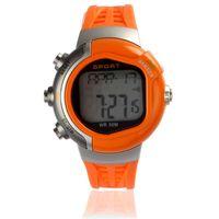 best rate auto - Hot Salw Best seller Unisex Waterproof Fitness Heart Rate Monitor Sport Watch Calories Counter wristwatch for Ladies men jul