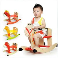 ride on - Kids ride on toys Wooden Rocking Horse