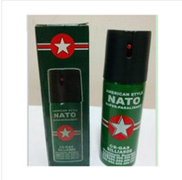 Wholesale perfume bottle style self defense pepper spray tear gas a