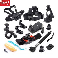 Wholesale 12 in Professional Accessories Kit for Gopro Hero4 hero3 hero3 hero2 Hero Camera