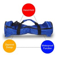 Wholesale Self balancing electric scooter carrying bag kids scooter bag two wheel electric balance scooter bag inch oxford waterproof bag