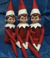 Wholesale The Elf on the Shelf A Christmas Tradition Vintage Toy Gift