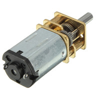 Wholesale Excellent Quality N20 DC6V RPM Gear Motor Miniature High Torque Gear Box Motor