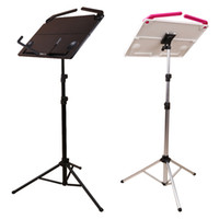 Wholesale New Home decor Music Stand Musical Instrument Folding Music Stand General Foldable Small Brand high quality