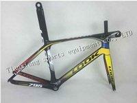 Wholesale New Full Carbon Fiber Bike Frame Seatpost Fork Clamp Headset Stem Glossy Matte BB30 BSA g
