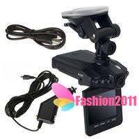 av motion - Brand New quot LCD HD Car DVR With Motion Detection leds Night View Degree Angel SD Card Car Camera Recorder detector C