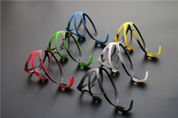Wholesale ASIACOM Bicycle Water Bottles Holder Carbon Fiber Material Bike Bottle Cages Large Capacity Water Bottles Cages Colors