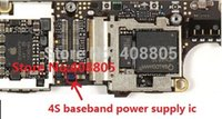 bb ics - 20PCS for iphone S U1001_RF baseband power supply switch ic chip BB PMU U1001 RF pin ic chip