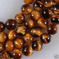 Wholesale 4 mm African Roar Tiger s Eye Round Loose Beads quot