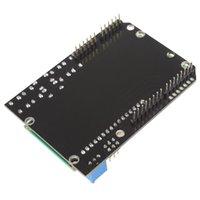 arduino display shield - 5pcs Blue Screen LCD Keypad Shield LCD1602 LCD Module Display for Arduino ATMEGA328 ATMEGA2560 Raspberry PI UNO DBP_202