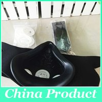 Wholesale Sport Mask Boxing Medium Size Sport Mask Men and Women Outdoor Fitness Equipment DHL Free